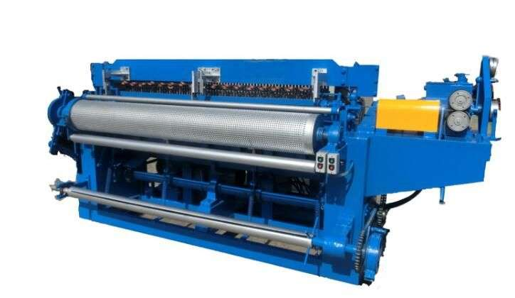 Stainless Steel Mesh Welding Machine Manufacturers
