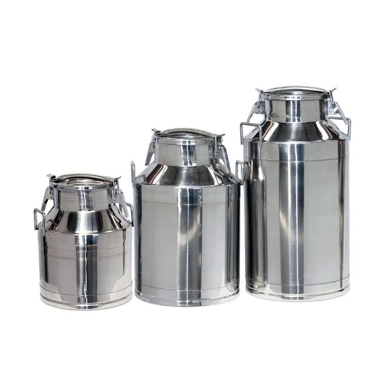 Stainless Steel Milk Bucket Manufacturers