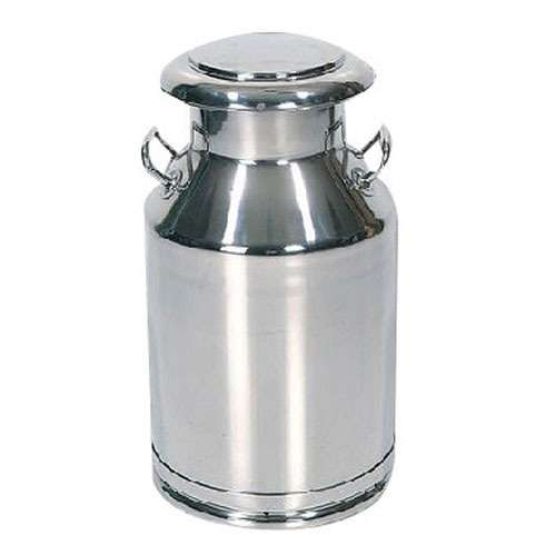 Stainless Steel Milk Can Manufacturers