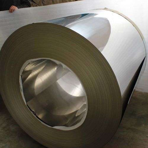 Stainless Steel Mirror Coil Manufacturers