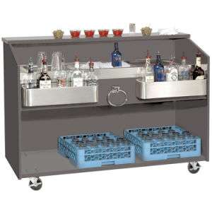 Stainless Steel Mobile Bar Manufacturers