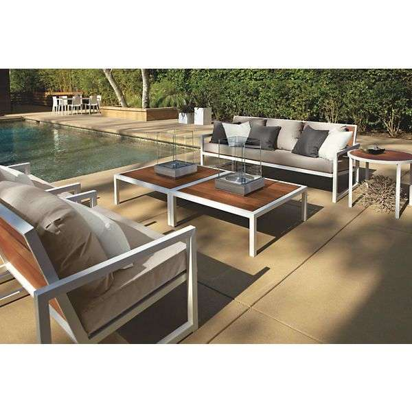 Stainless Steel Modern Outdoor Furniture Manufacturers