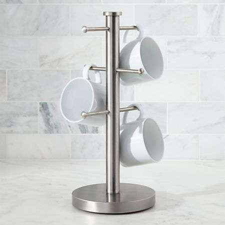 Stainless Steel Mug Stand Manufacturers