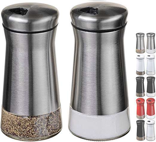 Stainless Steel Pepper Shaker Manufacturers