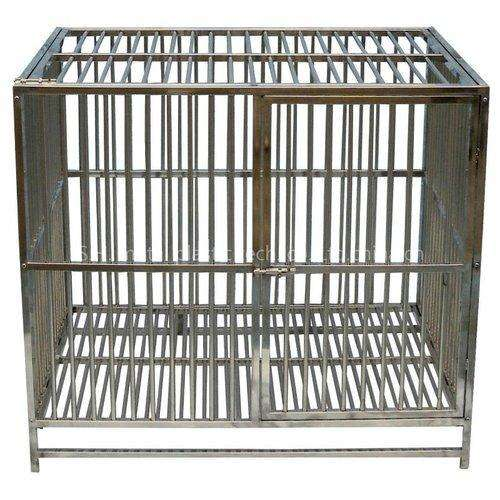 Stainless Steel Pet Cage Manufacturers
