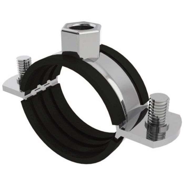 不锈钢管夹橡胶 制造商