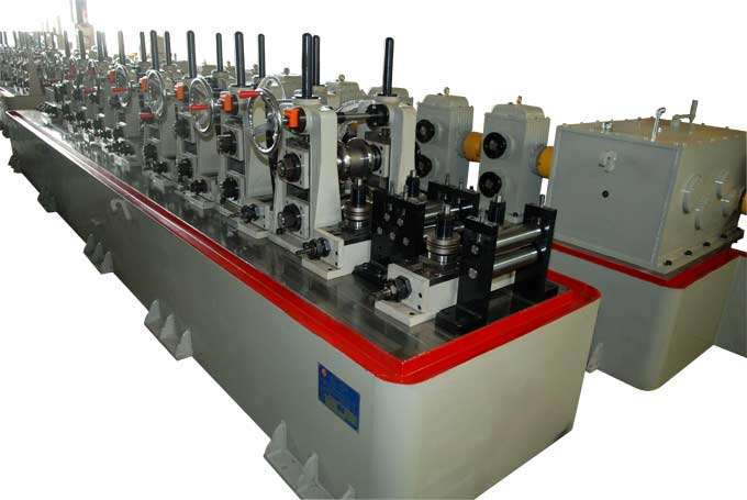 Stainless Steel Pipe Production Machine Manufacturers