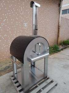 Stainless Steel Pizza Oven Manufacturers