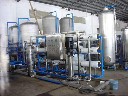 Stainless Steel Plant Machinery Manufacturers