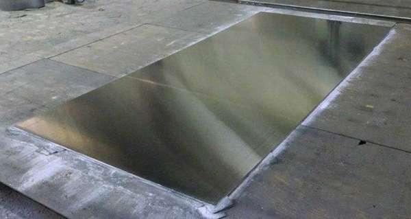 不锈钢抛光板 制造商