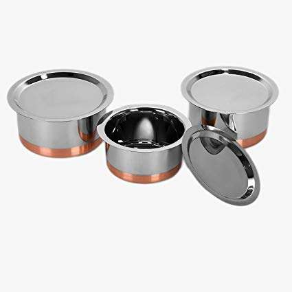 Stainless Steel Pot Copper Manufacturers