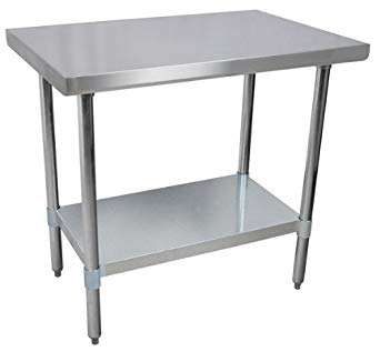 Stainless Steel Prep Table And Manufacturers