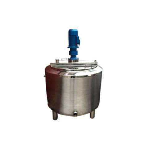 Stainless Steel Prepare Tank Manufacturers