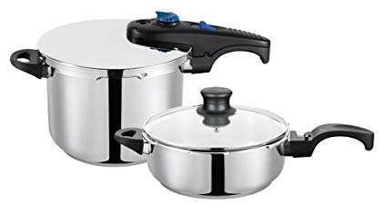 Stainless Steel Pressure Cooker Set Manufacturers