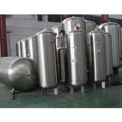 Stainless Steel Pressure Tank Manufacturers