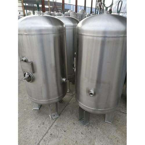 Stainless Steel Pressured Tank Manufacturers