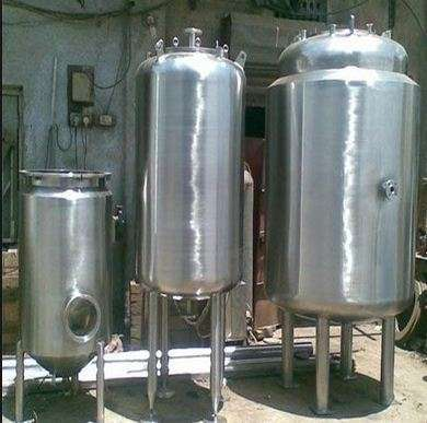 Stainless Steel Process Vessel Manufacturers