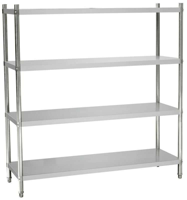 Stainless Steel Rack Shelving Manufacturers