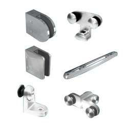 Stainless Steel Rail Glass Clamp Manufacturers