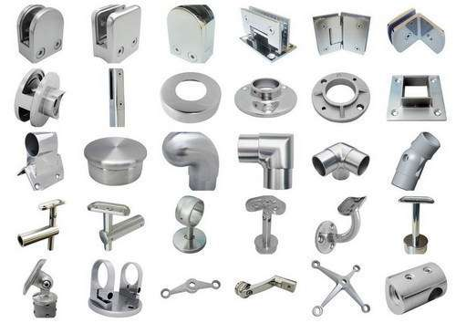 Stainless Steel Railing Fitting Manufacturers