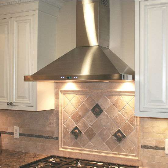 Stainless Steel Range Hood Kitchen Manufacturers