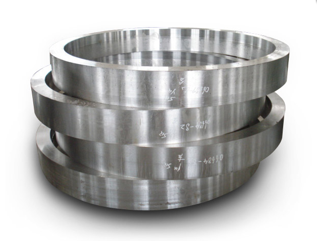 Stainless Steel Rolled Ring Manufacturers