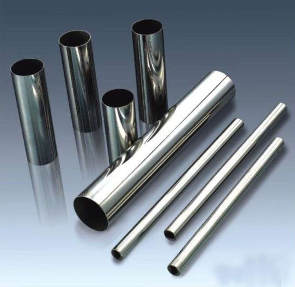 Stainless Steel Round Decorative Pipe Manufacturers