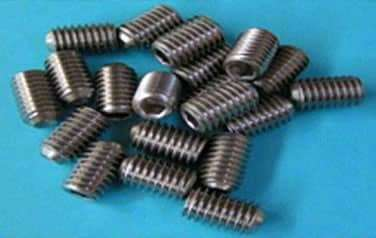 Stainless Steel Screw Aluminum Manufacturers