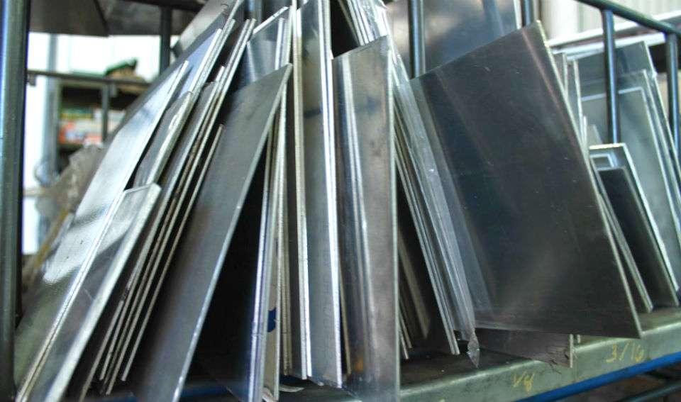 不锈钢薄板规 制造商