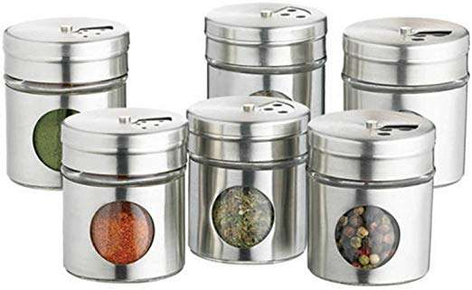 Stainless Steel Spice Jar Manufacturers