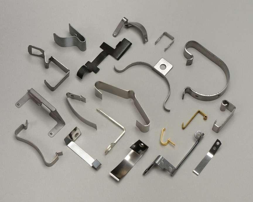 不锈钢弹簧平 制造商