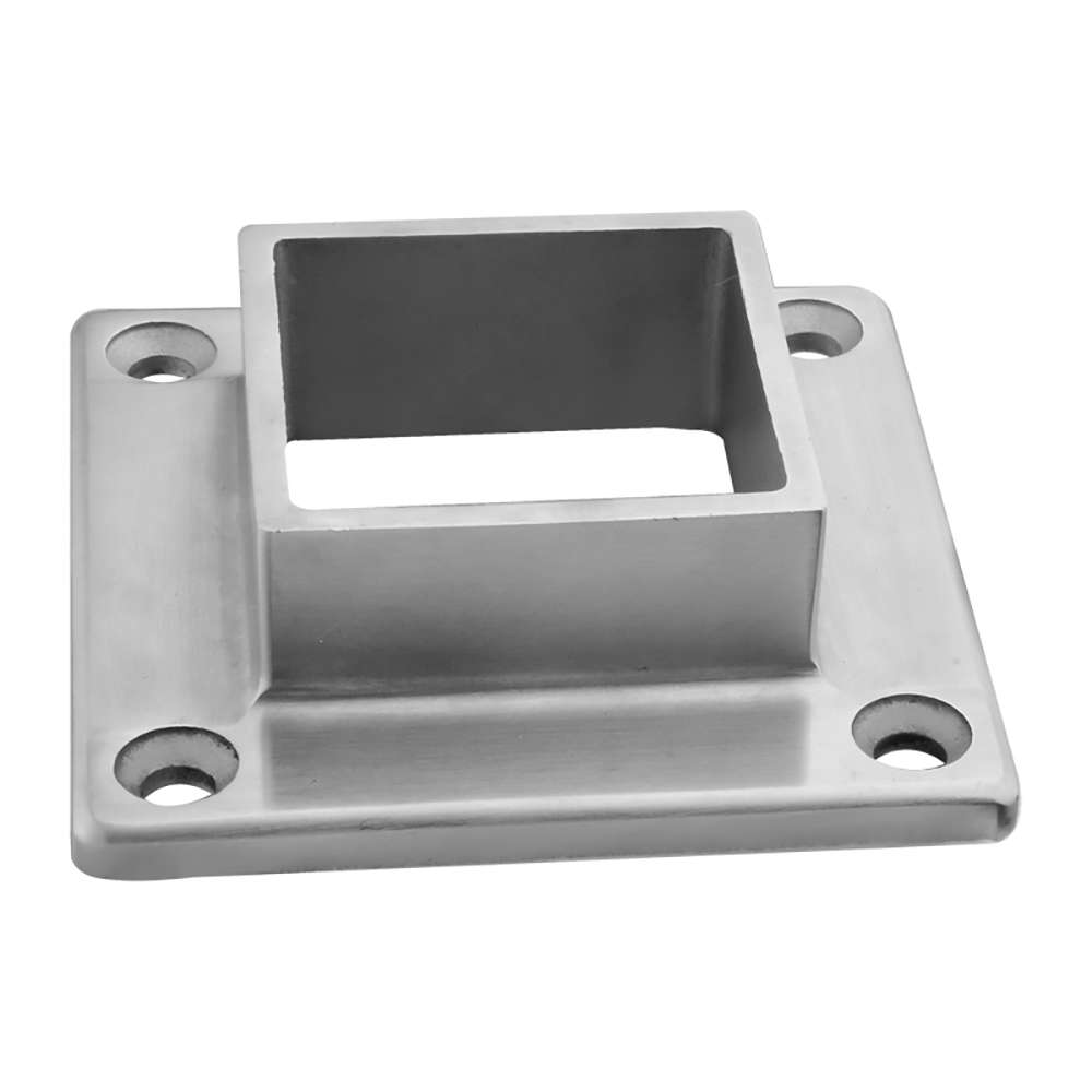 Stainless Steel Square Base Plate Manufacturers