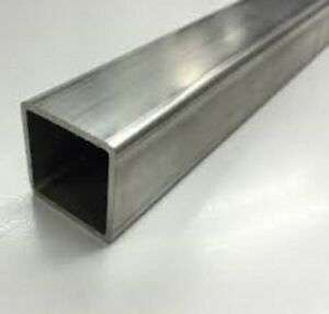 Stainless Steel Square Tubing Manufacturers