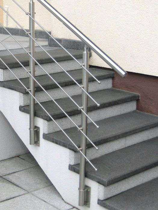 Stainless Steel Stair Balustrade Manufacturers