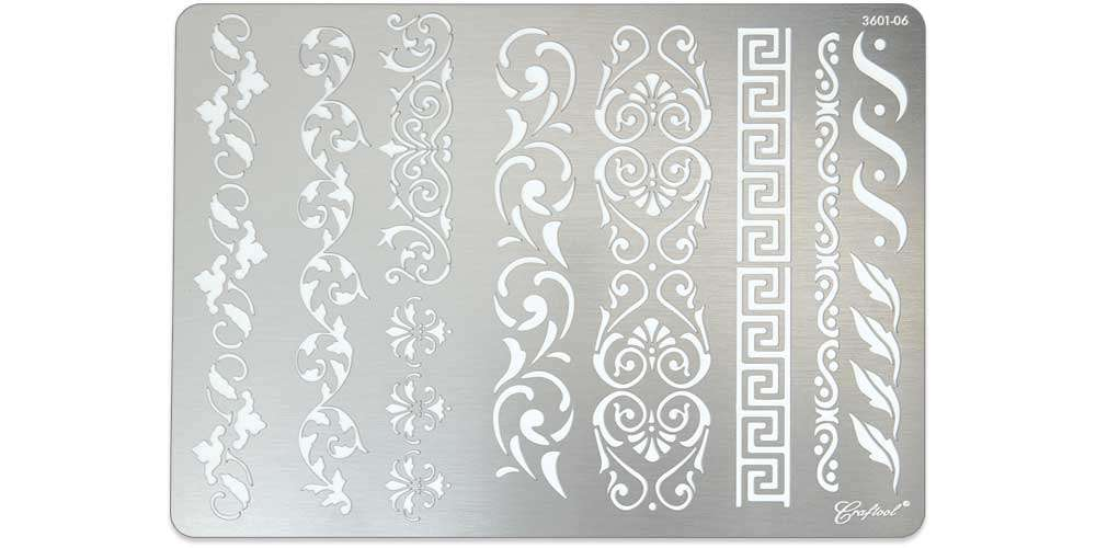 Stainless Steel Stencil Manufacturers