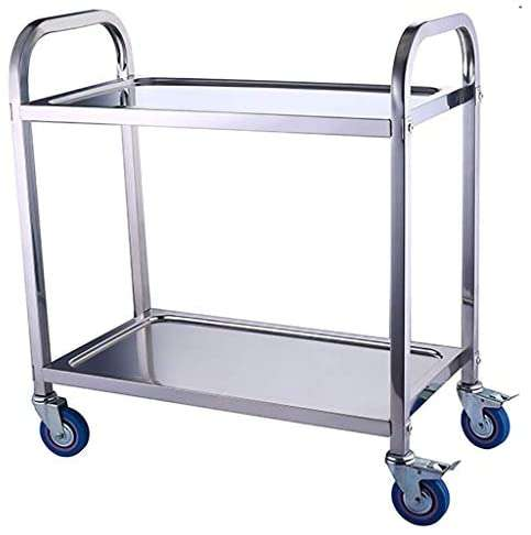 Stainless Steel Storage Cart Importers