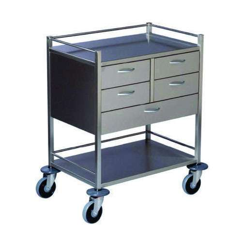 Stainless Steel Storage Trolley Manufacturers