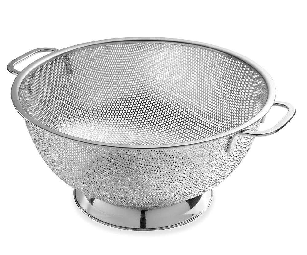Stainless Steel Strainer Basket Manufacturers