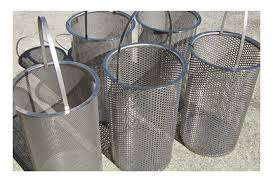 Stainless Steel Strainer Industrial Manufacturers