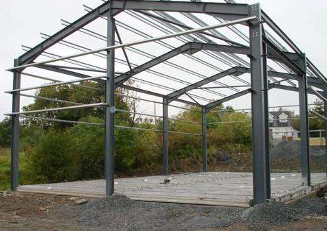 Stainless Steel Structure Manufacturers