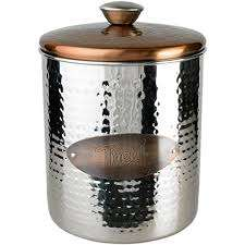 Stainless Steel Treat Jar Manufacturers