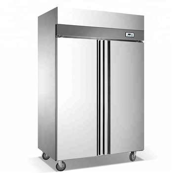 Stainless Steel Upright Refrigerator Manufacturers