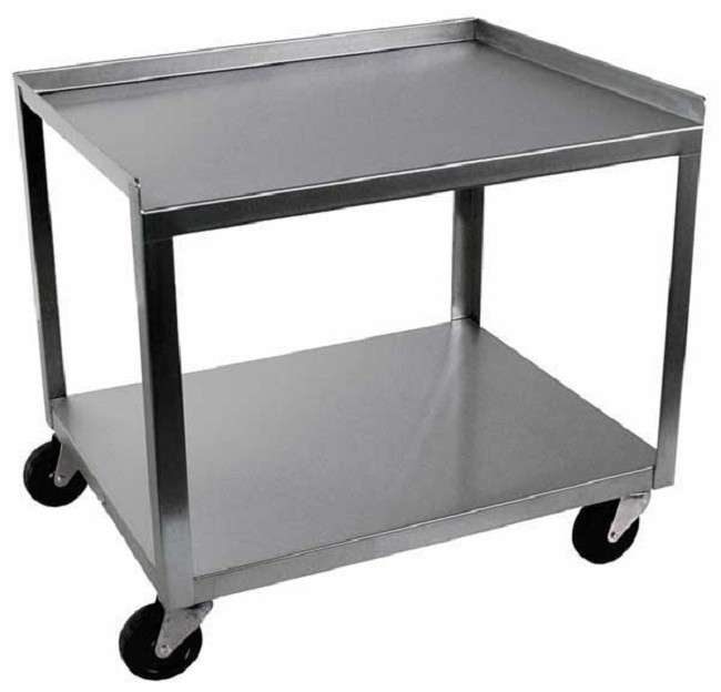 Stainless Steel Utility Cart Manufacturers