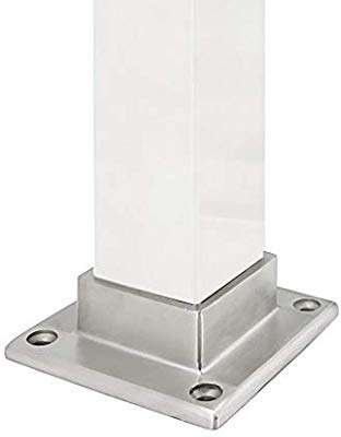 Stainless Steel Wall Base Manufacturers
