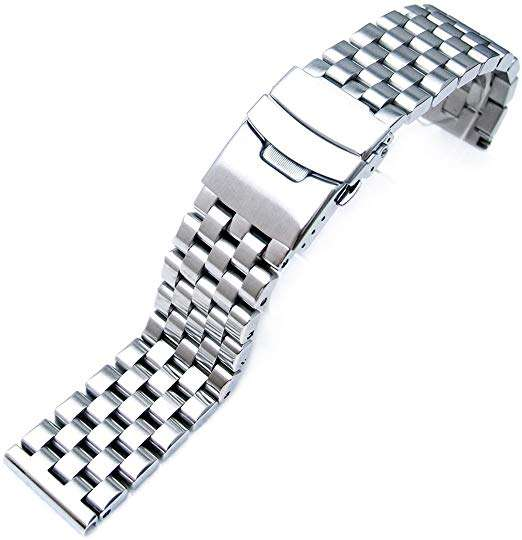 Stainless Steel Watch Bracelet Manufacturers