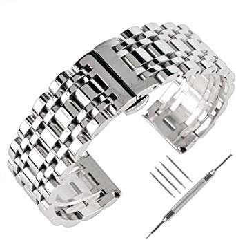 Stainless Steel Watch Strap Manufacturers