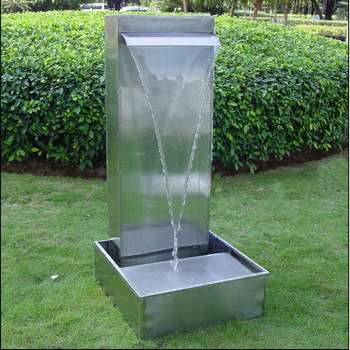 Stainless Steel Water Feature Manufacturers