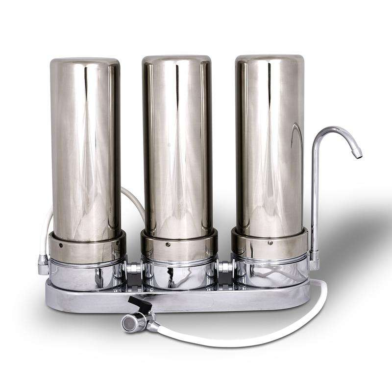 Stainless Steel Water Purifier Manufacturers