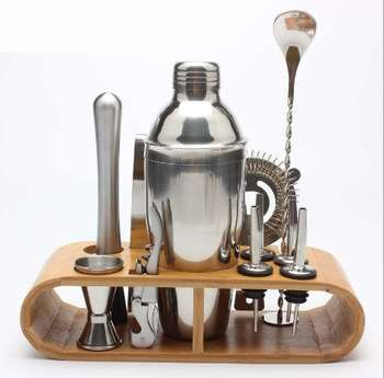 Stainless Steel Wine Bar Set Manufacturers