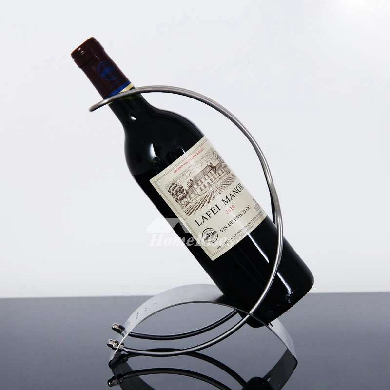 Stainless Steel Wine Bottle Holder Manufacturers
